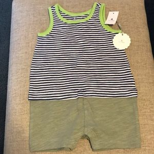 Baby Gap boys romper